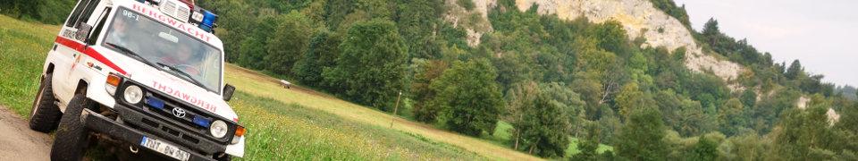 Bergwacht Donau-Heuberg